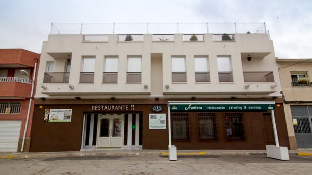 Frontera fachada