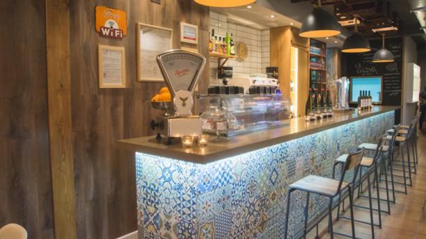 Restaurante La Terreta Gastrobar en Alicante Menú
