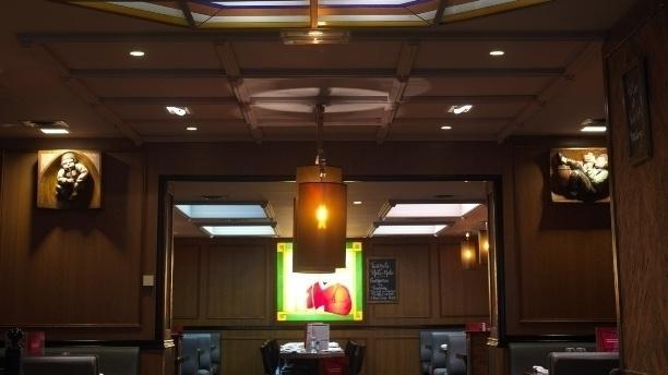 Taverne Maître Kanter Chambéry Salle du restaurant