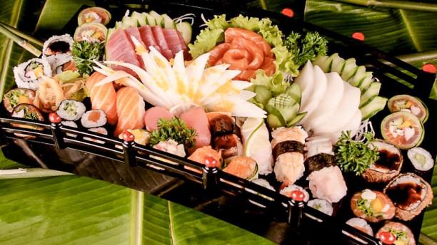 Hakka Sushi - Vila Olímpia Sugestão do chef