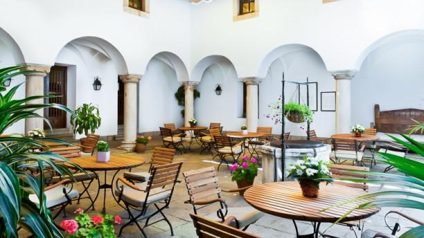 Restaurante Parador de Mérida Vista terraza