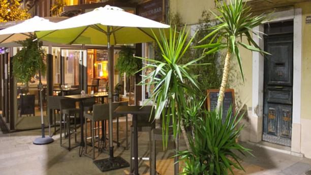 L'Oyster Bar Terrasse