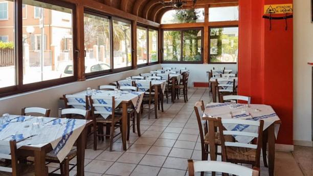 L'Angolo della Pizza Vista sala