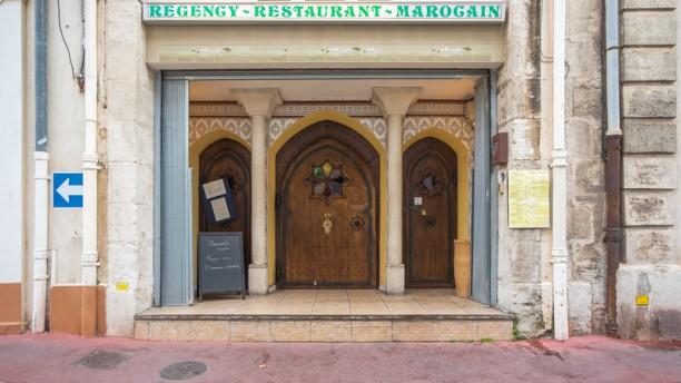 Le Regency Devanture