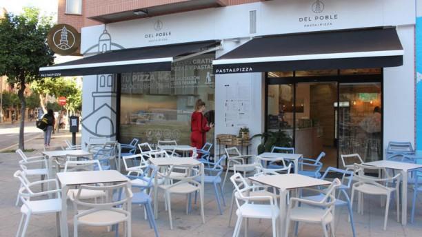 Del poble pasta & pizza Fachada