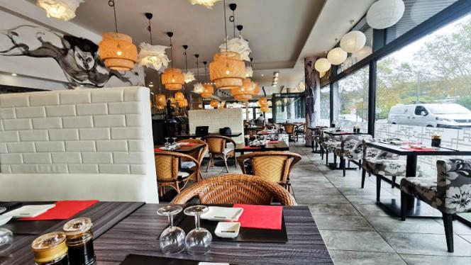 Les Trois Sakuras - Restaurant - Lyon