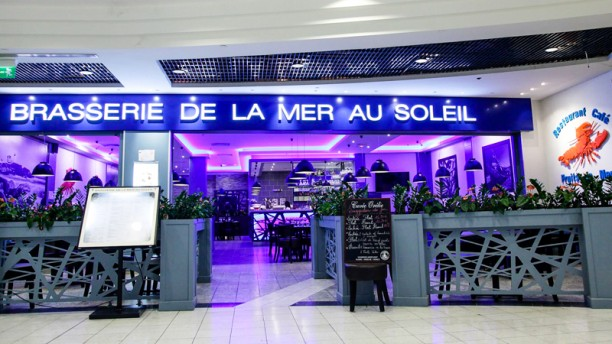 Brasserie de la Mer devanture
