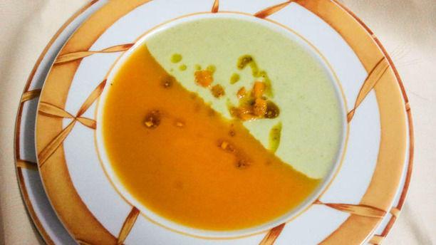 Masia del Cura crema verduras