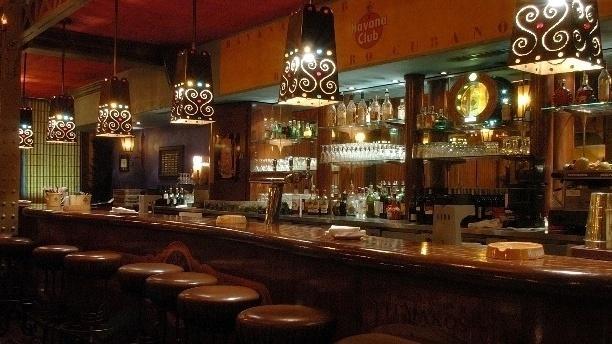 Barrio Latino-Bar Cubain Aperçu du bar