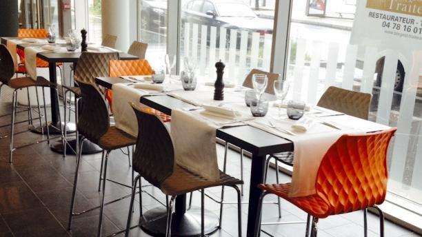 Brasserie Borgeot Vue salle