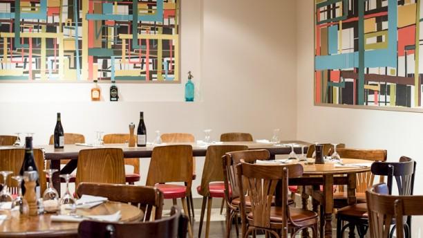 Restaurant granterroirs levallois levallois perret - Auberge dab porte maillot restaurant ...