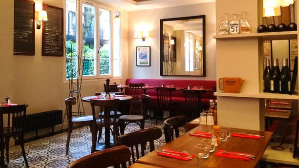 Restaurant paris xvii paris ternes porte maillot - Auberge dab porte maillot restaurant ...