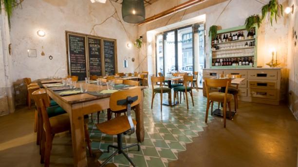 Quirinetta caff e cucina in rome restaurant reviews for Cucine arredate