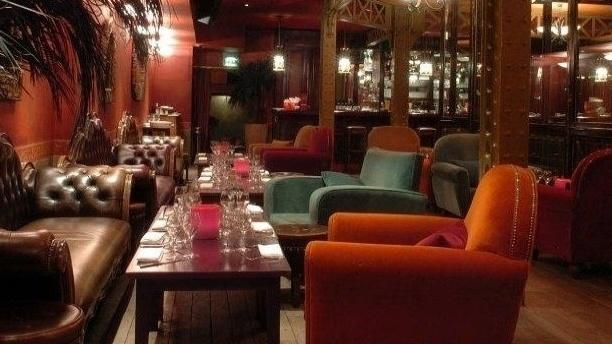Barrio Latino-VIP Salon du restaurant