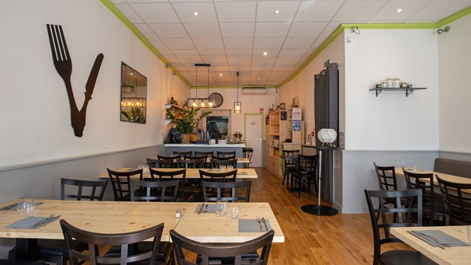 Valmidi - Restaurant - Lyon