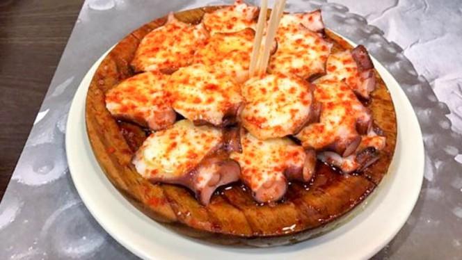 Sugerencia del chef - A feira Pulperias El Fontan, Oviedo