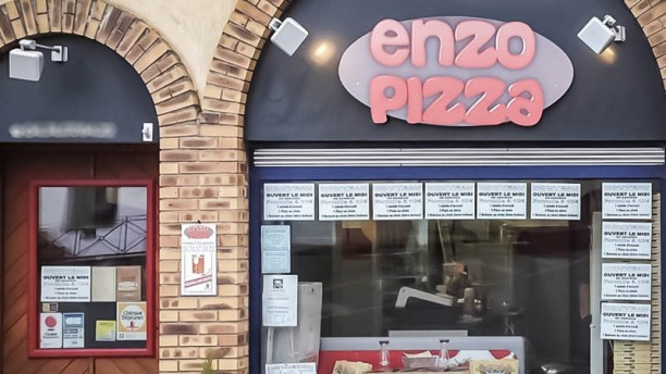 Enzo Pizza entrée