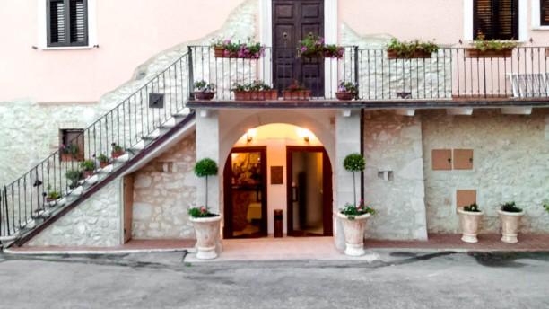 Antica Taverna di Navelli esterno