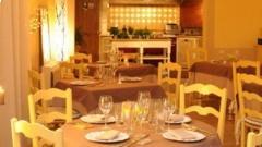 Le Mas Des Aigras - Restaurant - Orange