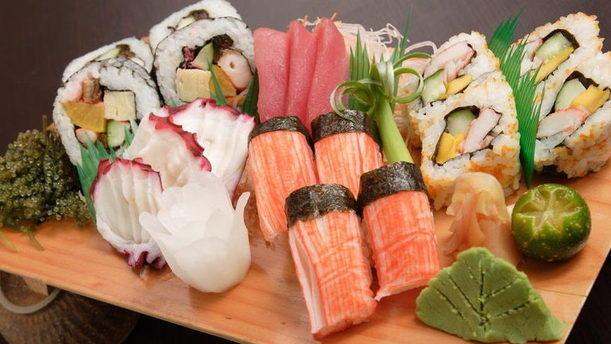 Kobe 2 sushi misto