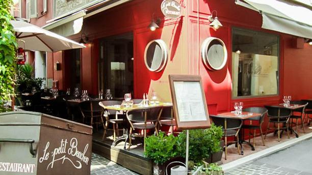 Le Petit Bouchon Terrasse
