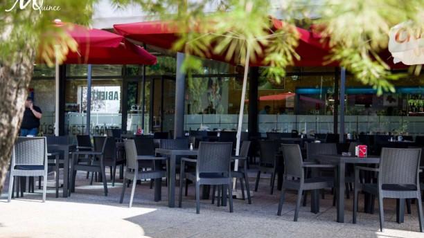 Buffet Mquince Terraza