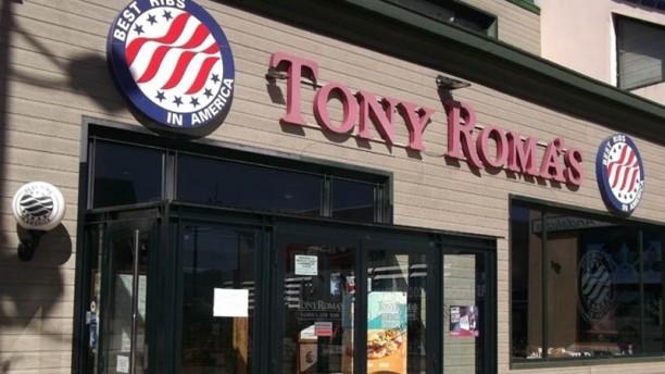 Tony Roma's Villalba Vista entrada