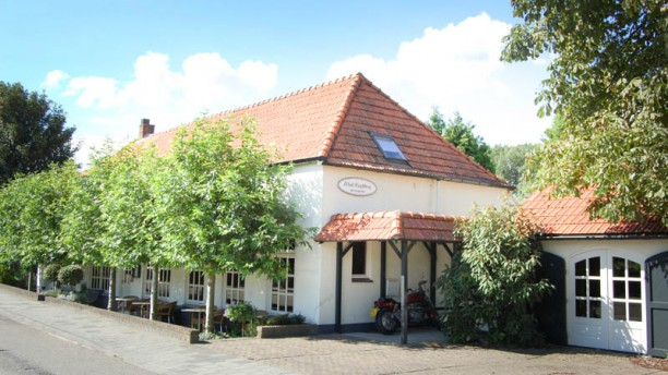 Restaurant de Weeghbrug Ingang