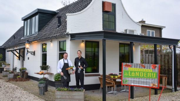 Restaurant de Landerij Chefkok Eric Verboon en Maitre Erwin van Munsteren