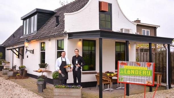 Restaurant de Landerij Ingang