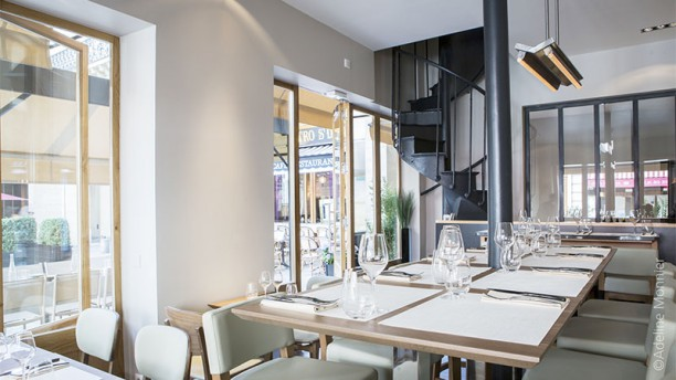 Les Fables De La Fontaine In Paris Restaurant Reviews Menu And