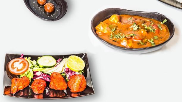Aux Saveurs de L'Inde Suggestion de plat
