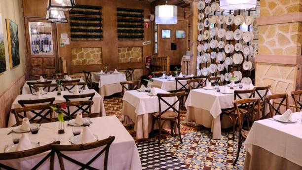 El Tartare Sala del restaurante