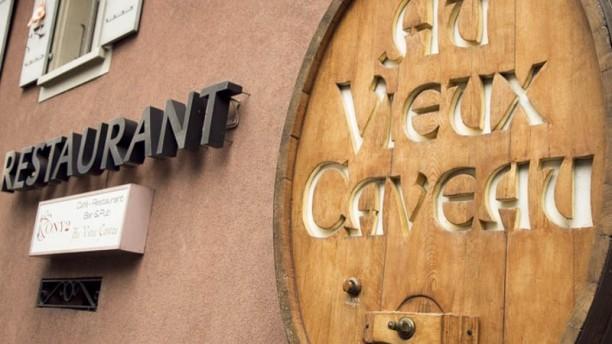 Au Vieux Caveau Entrée