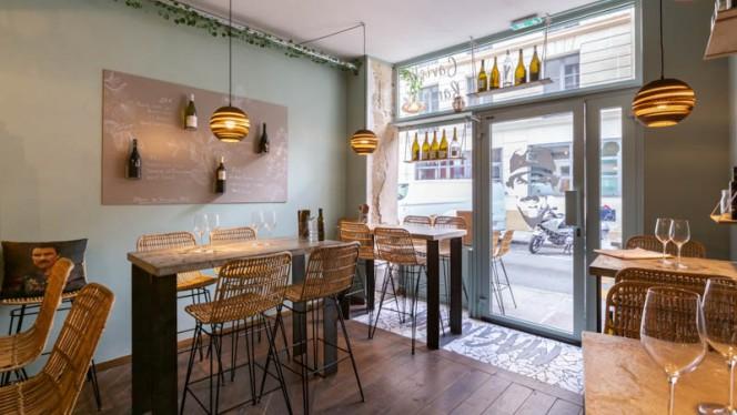 Magnum - Restaurant - Paris