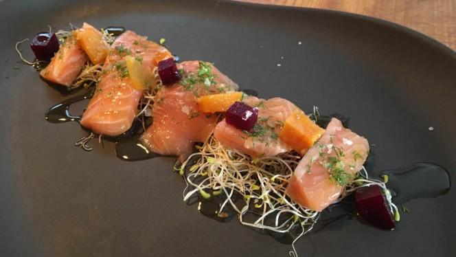 Sugerencia del chef - La Huerta de Ramonet, Valencia