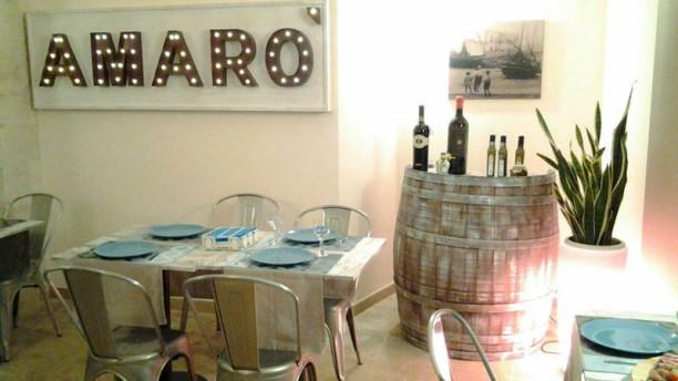 Amarò Brasserie Veduta dell interno