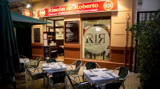 Rincón de Roberto Entrada
