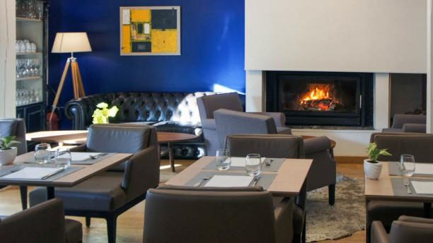 Le Panoramic- Domaine de Crécy Salon du restaurant
