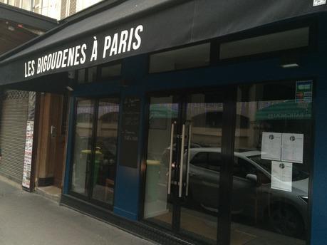 Les Bigoudènes à Paris devanture