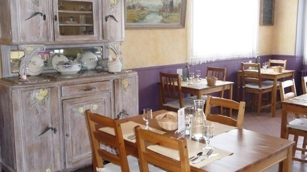 Chez Pouic-Pouic Salle du restaurant