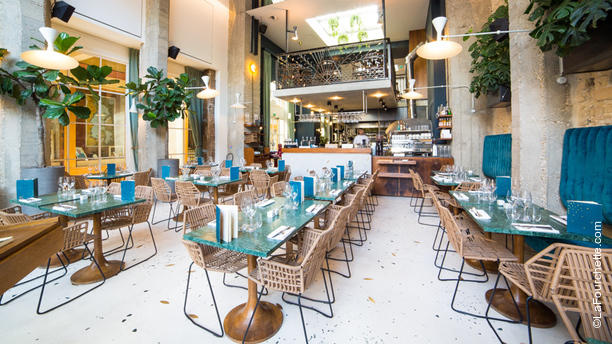 restaurant daroco paris 75002 passy victor hugo op ra grands boulevards menu avis. Black Bedroom Furniture Sets. Home Design Ideas