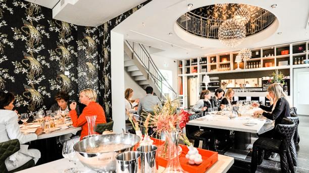Wolfslaar Restaurant restaurantzaal