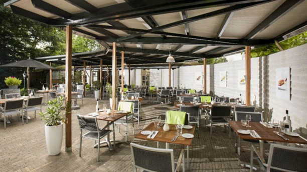Restaurant Pomphuis Terras