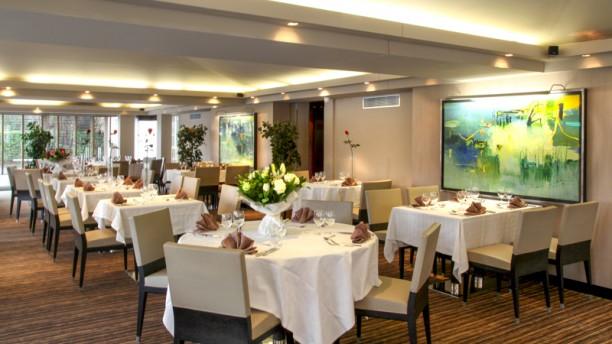 Le Carré - Amirauté Hôtel Salle du restaurant