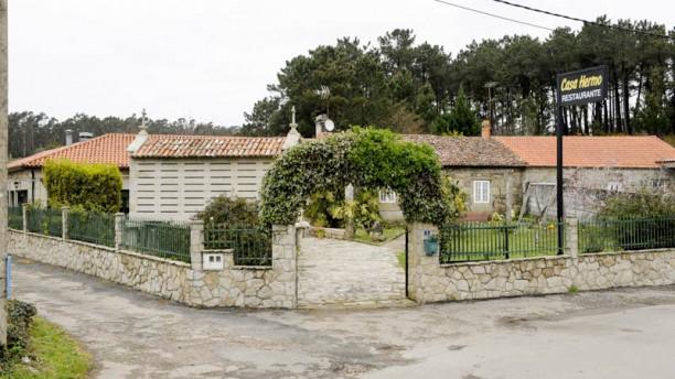 Casa Hermo Entrada