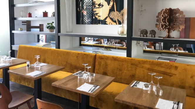 La Bohème - Restaurant - Senlis
