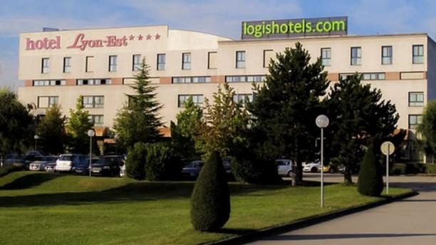 Le Relais de Genève - Hôtel Lyon Est Vue de l'extérieur