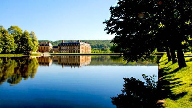 Les Écuries du Château Vue Château Dampierre