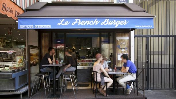 Le French Burger Devanture